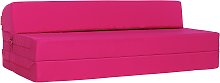 Argos Home Double Chair Bed - Funky Fuchsia