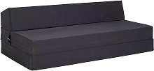 Argos Home Double Chair Bed - Jet Black