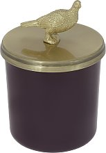 Argos Home Dutch Glam Candle with Lid