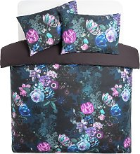 Argos Home Dutch Glam Floral Bedding Set - Double