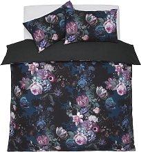 Argos Home Dutch Glam Floral Bedding Set - Kingsize