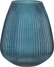 Argos Home Dutch Glam Ribbed Vase