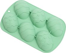 Argos Home Egg Shaped Chocolate Mould