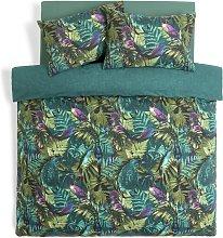 Argos Home Exotic Bird Bedding Set - Double