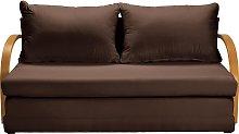Argos Home Fizz 2 Seater Fabric Sofa Bed -
