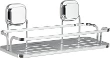 Argos Home Flat Plate Suction Bathroom Shelf