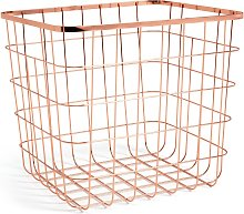 Argos Home Flat Wire Squares Plus Storage Baskets