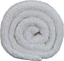 Argos Home Fleecy Mattress Protector - Kingsize