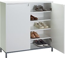 Argos Home Francis Large Shoe Storage Cabinet -
