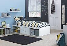 Argos Home Freddie Cabin Bed Frame - White