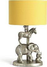 Argos Home Global Safari Table Lamp