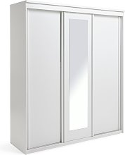 Argos Home Hallingford 3 Door Sliding Wardrobe -