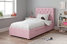 Argos Home Harper Single Bed Frame and Mattress -