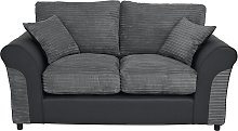 Argos Home Harry 2 Seater Fabric Sofa bed -