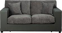 Argos Home Hartley 2 Seater Fabric Sofa Bed -