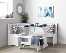 Argos Home Haversham Corner Dining Set & Bench -