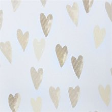 Argos Home Hearts Daylight Roller Blind - 3ft