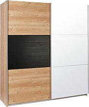 Argos Home Holsted Extra Large Mirror Wardrobe -