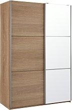 Argos Home Holsted Medium Oak Effect & Mirror