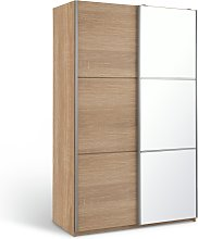 Argos Home Holsted Small Oak Effect & Mirror