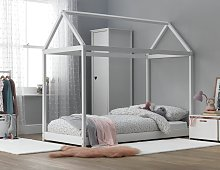 Argos Home House Single Bed Frame and Kids