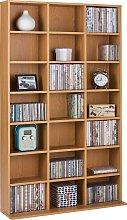 Argos Home Islington CD and DVD Media Storage -
