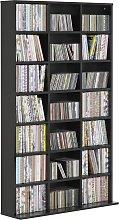 Argos Home Jorvik DVD and CD Storage Unit - Gloss Black