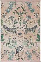 Argos Home Jungle Cotton Flatweave Rug - 120x170cm