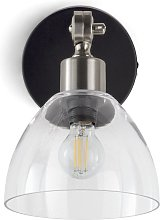 Argos Home Kanso Glass Wall Light