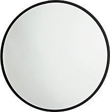 Argos Home Kanso Round Metal Framed Mirror
