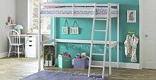 Argos Home Kaycie High Sleeper Bed Single Bed