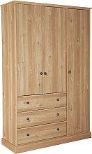 Argos Home Kensington 3 Door 3 Drawer Wardrobe -