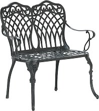 Argos Home Kensington Cast Aluminium 2 Seater
