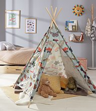 Argos Home Kids Play Teepee - Woodland