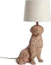 Argos Home Larry The Labrador Table Lamp