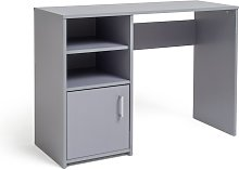 Argos Home Lawson Office Desk - Grey