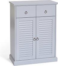 Argos Home Le Marais 2 Door Double Unit Cabinet -