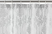 Argos Home Le Marais Shower Curtain - Silver