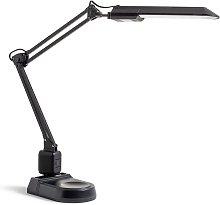 Argos Home LED Desk Lamp - Black