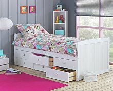 Argos Home Lennox 6 Drawer Cabin Bed & Kids