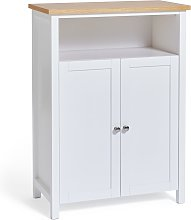 Argos Home Livingston 2 Door Bathroom Cabinet -