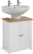 Argos Home Livingston Under Sink - White