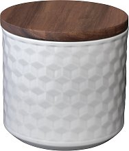 Argos Home Loft Living Canister - Grey