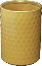 Argos Home Loft Living Utensil Pot - Mustard Yellow