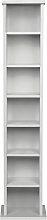 Argos Home Maine Media Storage unit - White wood