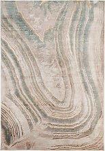 Argos Home Marble Rug - 120x166cm - Blush