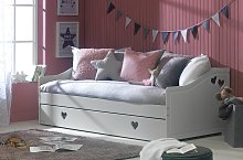 Argos Home Mia Day Bed, Trundle and 2 Kids
