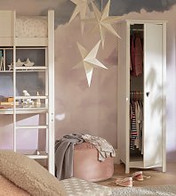 Argos Home Mia Single Wardrobe