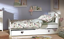Argos Home Mia Small Double Bed, Drawer &Kids