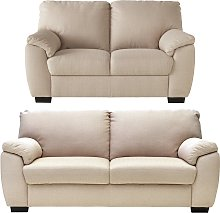 Argos Home Milano Fabric 2 Seater and 3 Seater